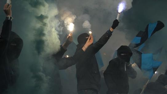 Surviving a Riot smoke