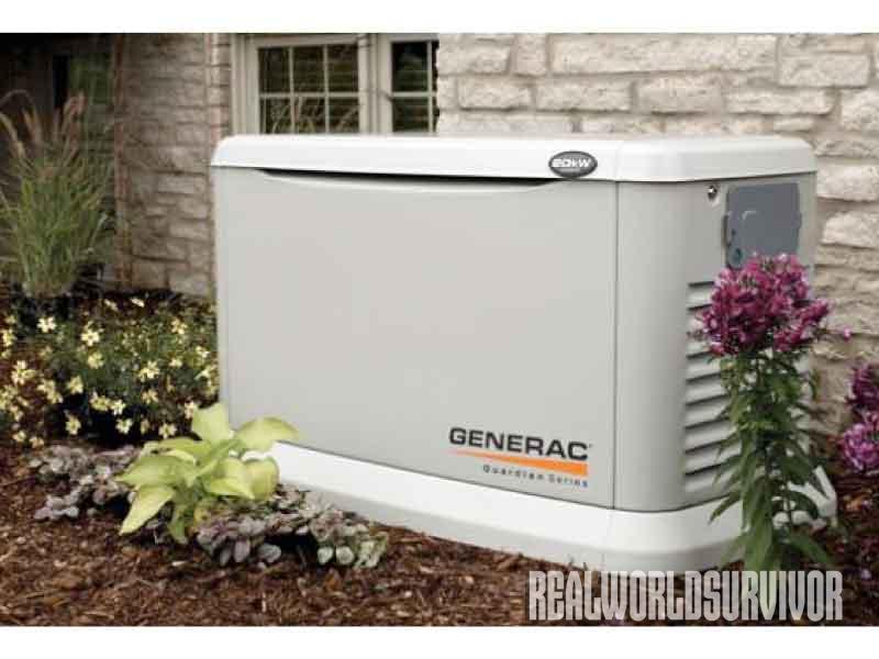 Generac, generator