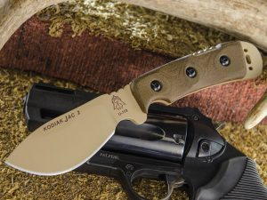 TOPS Knives Kodiak JAC lead
