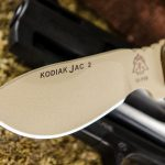 TOPS Knives Kodiak JAC blade