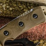 TOPS Knives Kodiak JAC handle