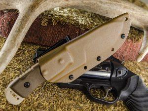 TOPS Knives Kodiak JAC sheath