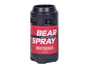 Frontiersman Bear Spray Holster, bear spray holster, bear spray