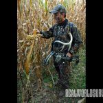 Bowmen can prep for a hunt with parched corn.