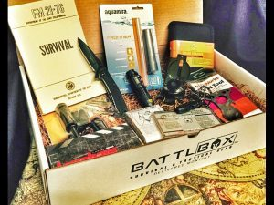 BattlBox products include a variety of products from trusted companies.