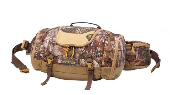 Browning's new Billy 1000 Lumbar Pack