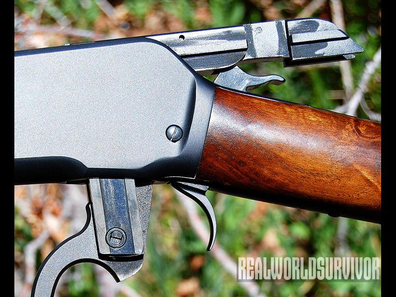 The model 1886 has great strength.