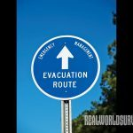 Plan evacuation routes in advance of a disaster.
