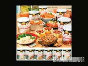 Store food like Augason Farms Entrèe Assortment