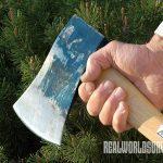American felling ax.