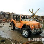 Jeep Tough helped save town