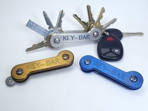 KEY-BAR, KEY-BAR keys, KEY-BAR key chain