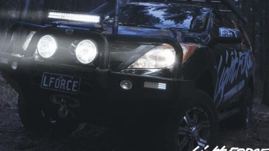 Lightforce HID Driving Lights