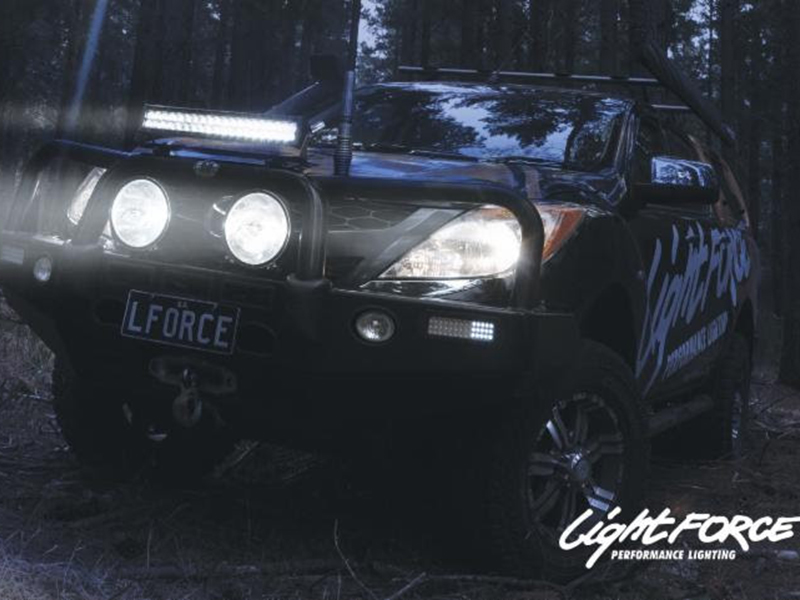 Lightforce HID Driving Lights