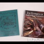 The author suggests reading these books on when building a flintlock longrifle.