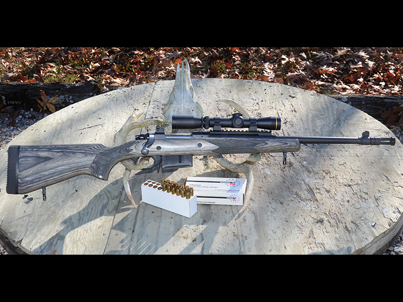 Firearms Prepper Arsenal rifle