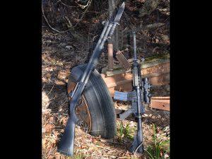 Firearms Prepper Arsenal shotgun