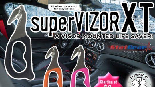 SuperVizor XT, SuperVizor XT statgear, SuperVizor statgear