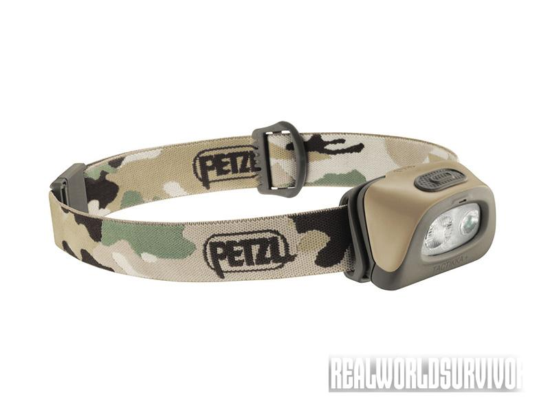 Use the TACTIKKA + headlamp to make camping safer and easier.