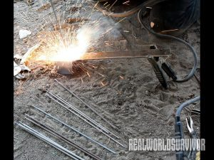 Practice welding at home to be prepared.