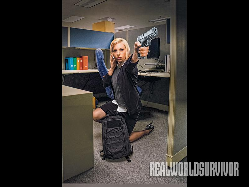 Workplace self-defense