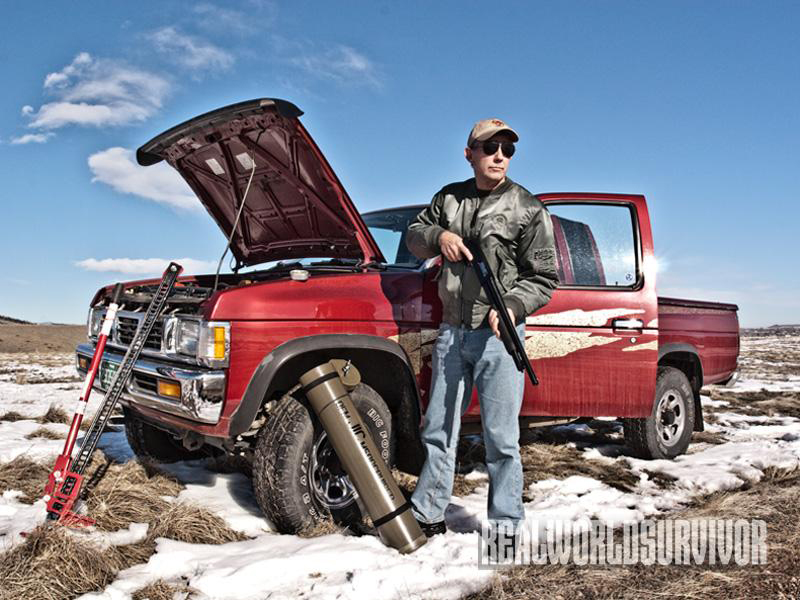 12 Bad Prepper Strategies shooting