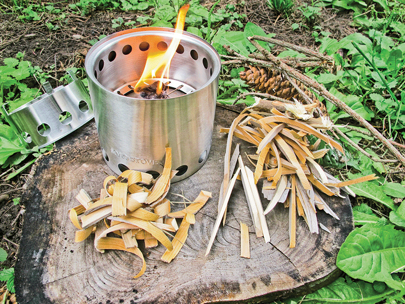 12 Bad Prepper Strategies stove