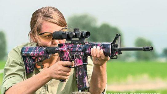 rifle, rifles, long gun, long guns, ladies rifles, ladies only, female rifle, female guns, female gun, at-15