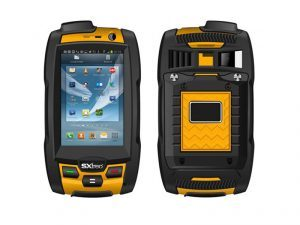 Stesalit SxTreo WP61 Rugged Smartphone, stesalit, smartphone, phone, stesalit phone