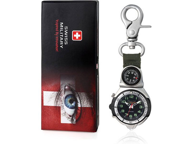 Swiss Military Carabiner Sports Watch, watch, watches, swiss military