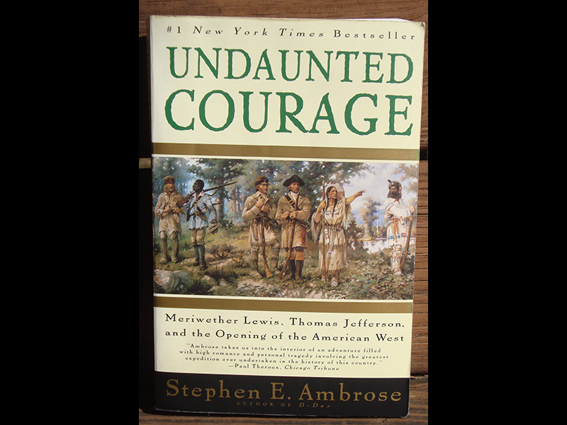 undaunted courage report for apush Undaunted courage: meriwether lewis, thomas jefferson, and the opening of the american west user review - jane doe - kirkus in a splendid retelling of a great story, ambrose chronicles lewis and clark's epic 1803-06 journey across the continent and back.