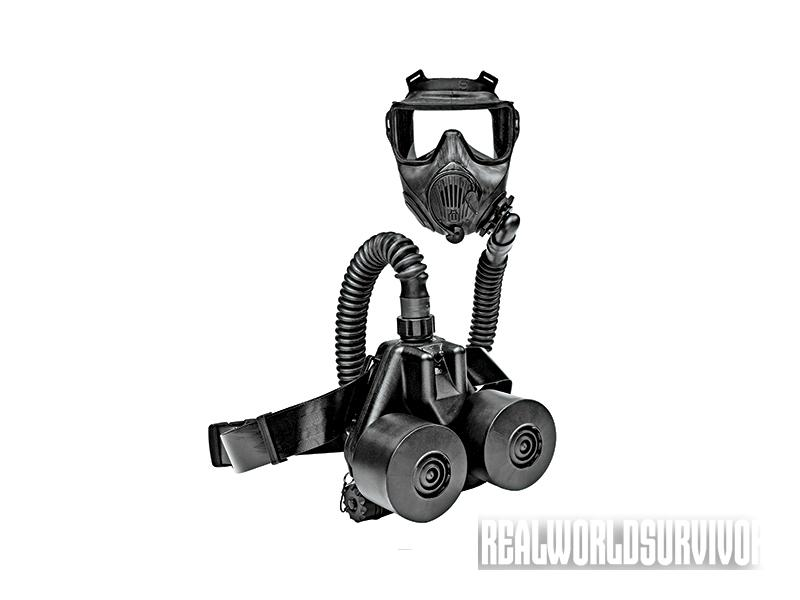 Avon C420 gas mask