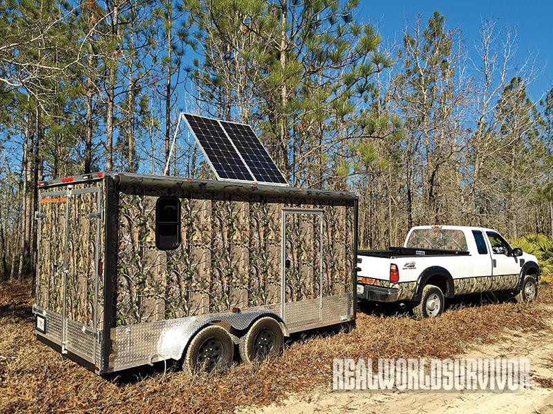 The Teardrop Trailer: Vintage Overland Can Get You into