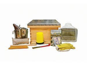 This beekeeping kit is something to consider adding to your prepper products list.