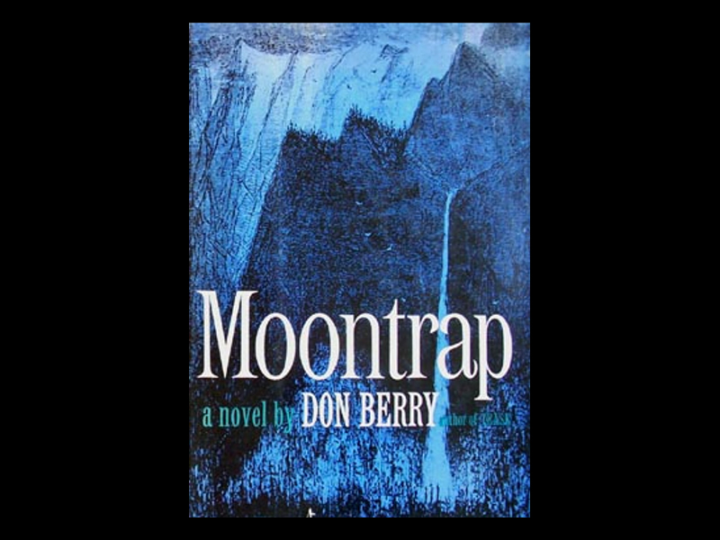 Moontrap, a pioneer book by Don Berry