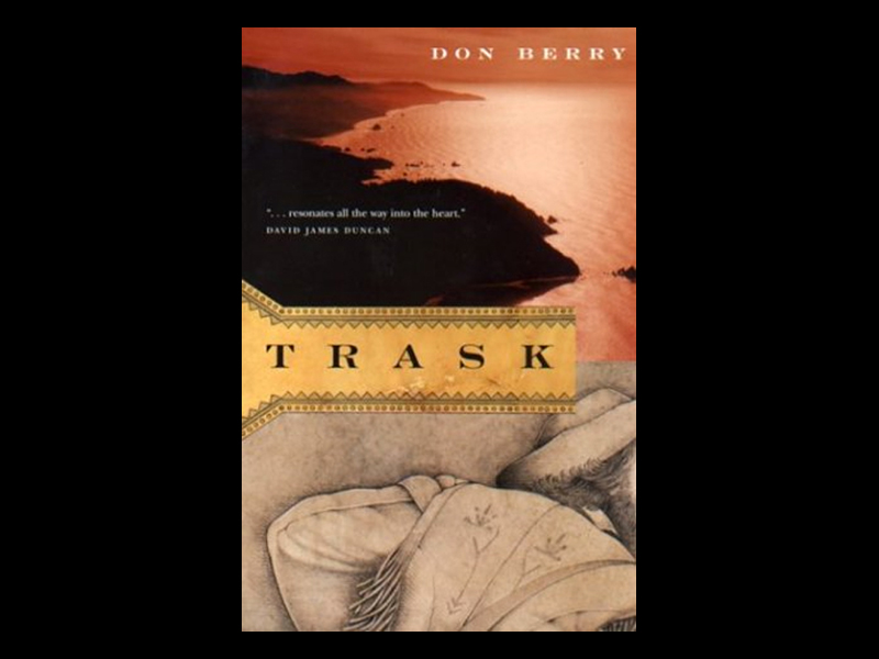 Trask, a pioneer read by Don Berry