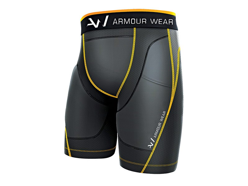 Amour Wear Bulletproof Underwear
