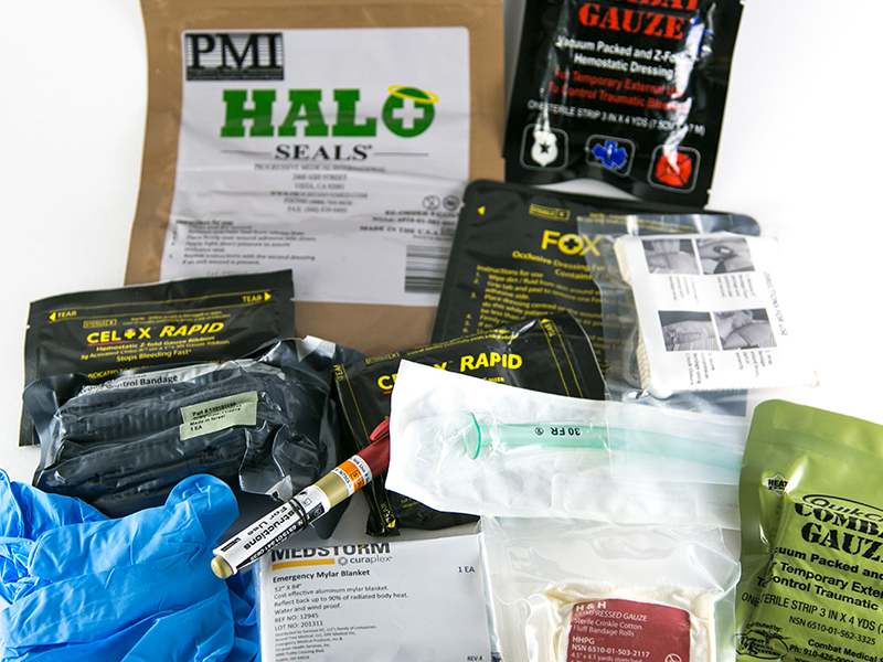 Dark Angel Medical's Direct Action Response Kit