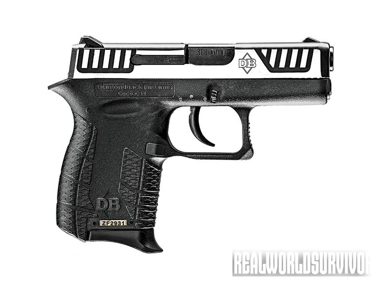 Diamondback DB380 pistol