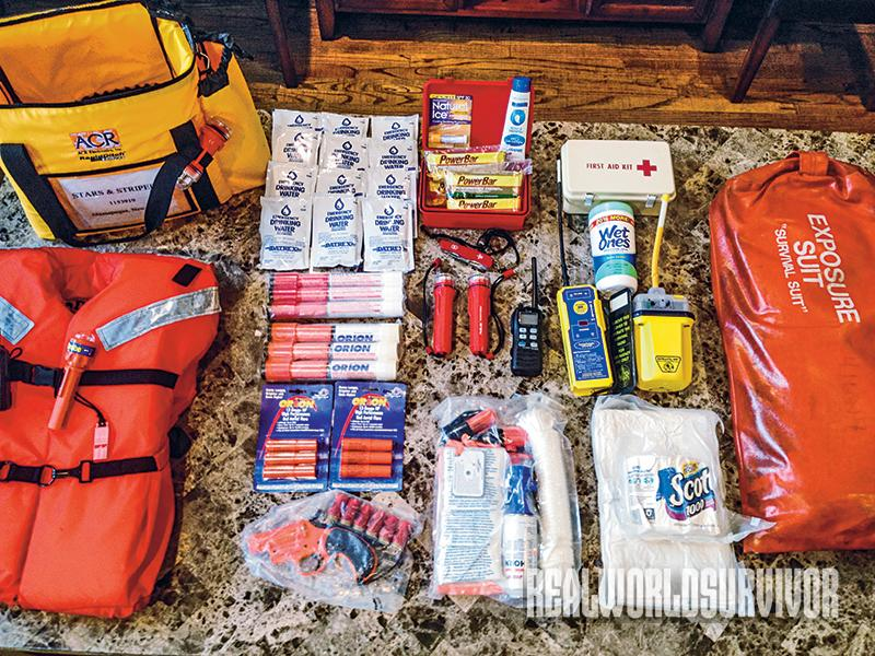 Here are some ditch bag essentials.