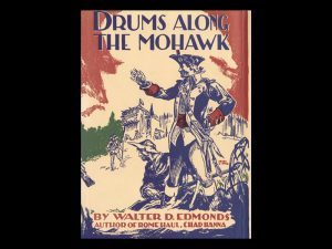 Drums Along The Mohawk, a pioneer read