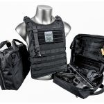 Emergency Life Saving Armor Carrier that is bulletproof