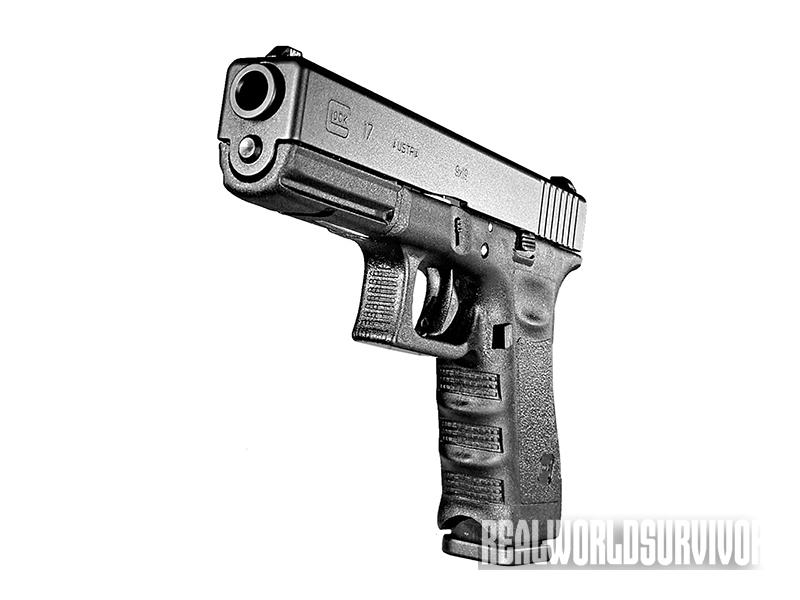 Glock 17 Pistol in 9mm