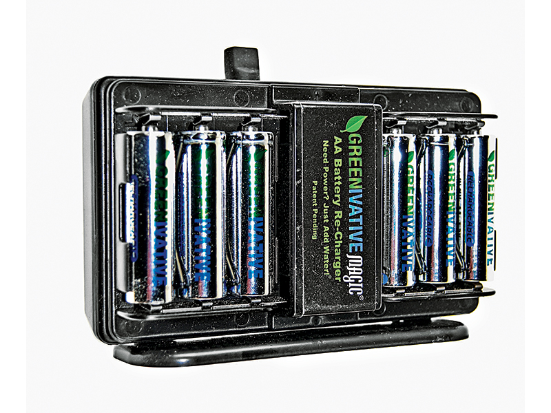 Battery chargers like the GMAG battery is a prepper product must.