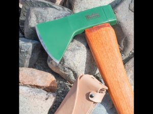 This new axe is for modern adventures.
