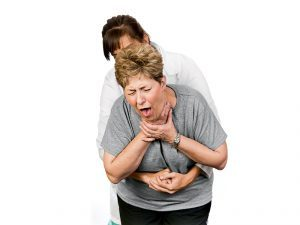 The Heimlich maneuver and CPR can save lives if done correctly.