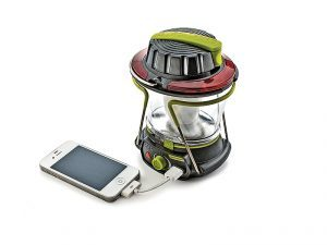 This lighthouse also charges your phone. Multi-purpose items are prefect to add to your prepper product list.
