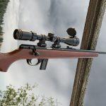 Armscor M1400TS Rimfire rifle lead