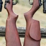 Armscor M1400TS Rimfire rifle stock