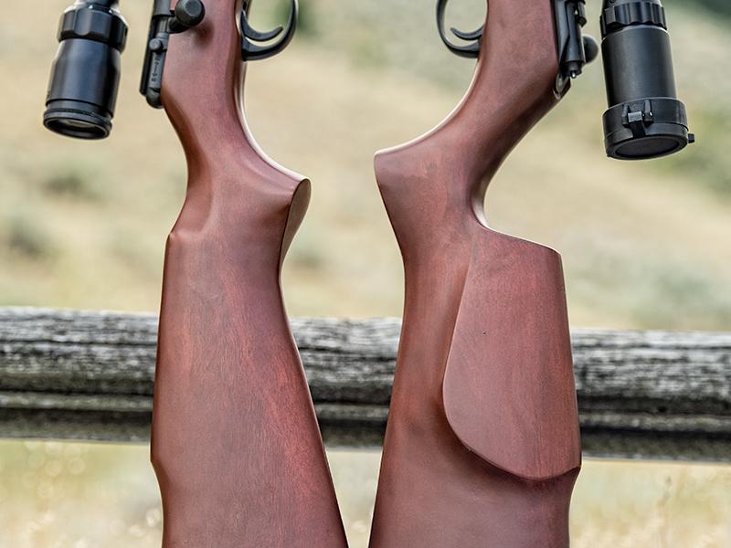 Armscor M1400TS Rimfire rifle stock